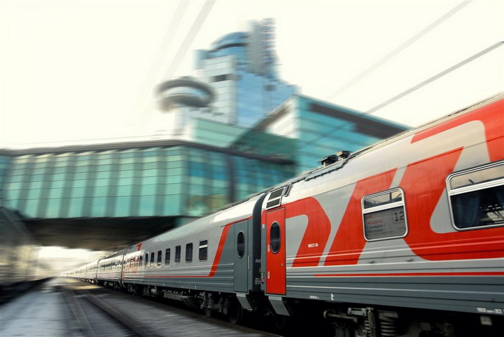 Đường sắt Nga huỷ và giảm một số chặng do ảnh hưởng COVID-19